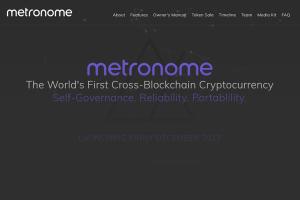 Nowa kryptowaluta Metronome