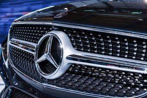 Nowa kryptowaluta Mercedes-Benz