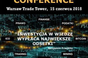 Konferencja o przyszłości kryptowalut w Polsce