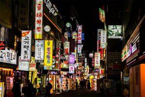 Koreańska giełda kryptowalutowa z zakazem handlu w 11 krajach