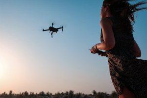 Walmart testuje Blockchain do zarządzania dronami