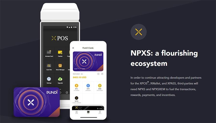 Pundi X jako nowoczesny projekt krypto.