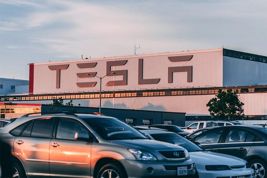 Tesla za BTC