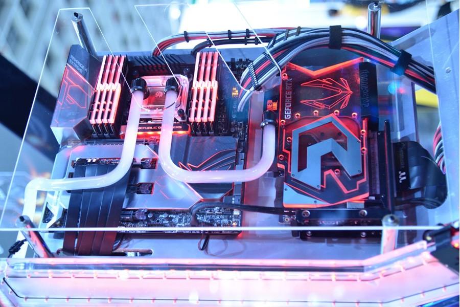 GPU - czyli karta graficzna służąca do kopania kryptowalut