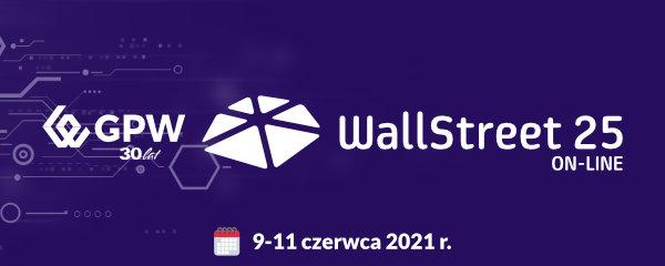 Konferencja WallStreet 25