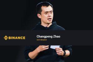 Kim jest Changpeng Zhao
