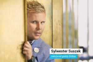 Kim jest Sylwester Suszek?