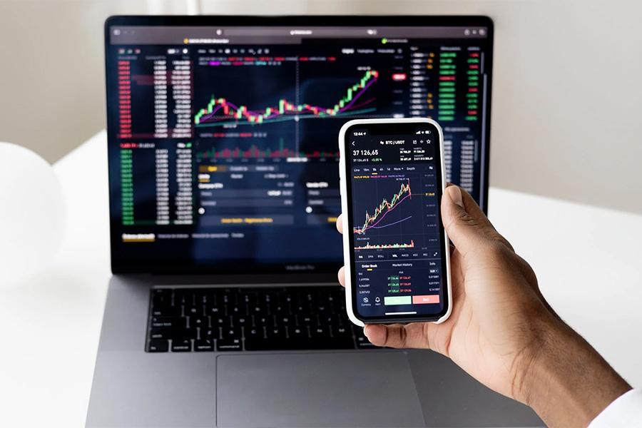 Silne wzrosty na rynkach krypto. Rośnie m.in. Bitcoini Ether