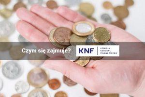 Co to jest i czym zajmuje się Komisja Nadzoru Finansowego?